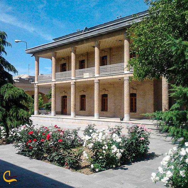 خانه تاریخ داعی در قزوین