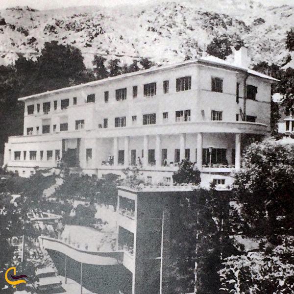تصویری از هتل دیپلمات دربند