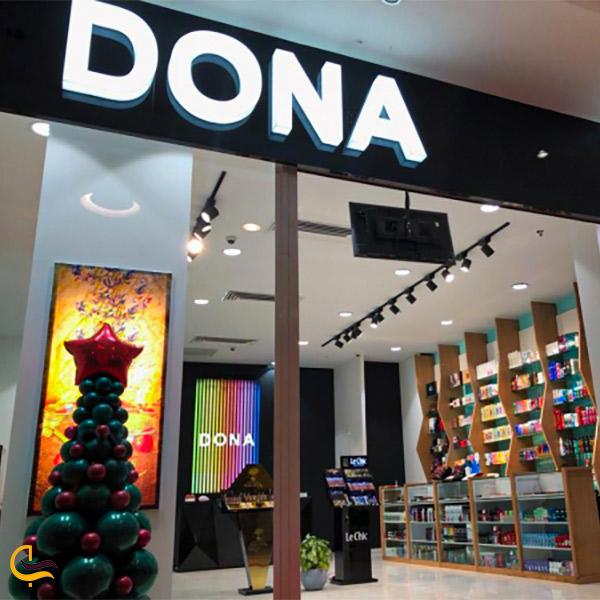 ارایشی دونا در مگامال