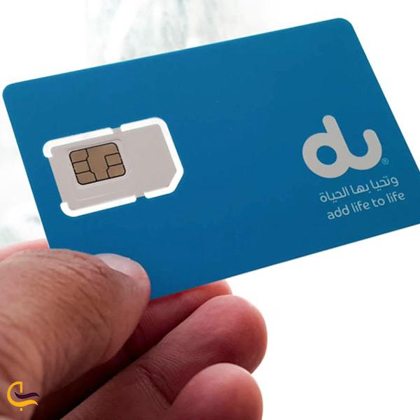 سیم کارت دو موبایل در هنگام سفر به دبی
