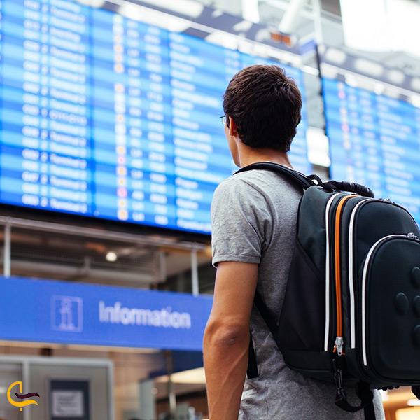 برنامه هوایی فرودگاه بینالمللی دبی
