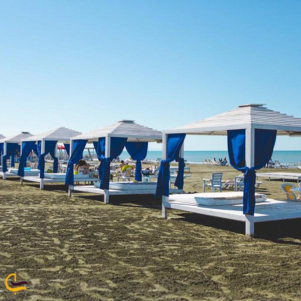 باشگاه ساحلی ای اف در باکو