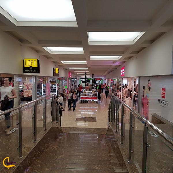 ورودی مرکز خرید مترونوم در ارمنستان