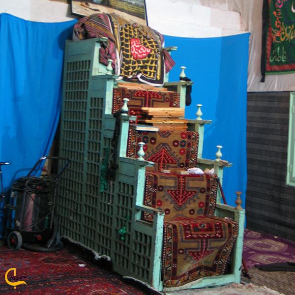 نمای داخل جمعه مسجد اردبیل