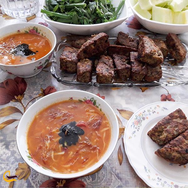 سوپ میوه خوشمزه و مقوی مخصوص فصل سرما د راردبیل