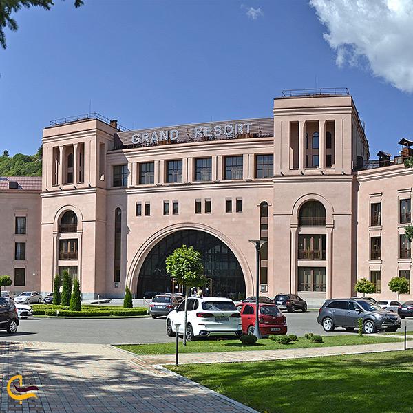 هتل گرند ارمنستان