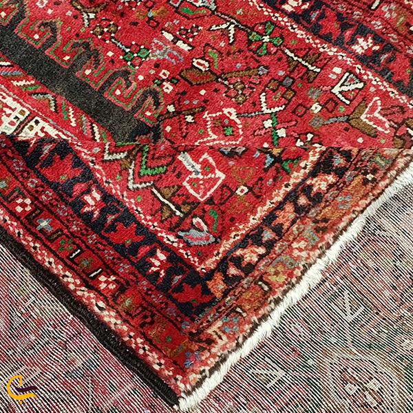 فرش دستباف سوغاتی ارزشمند شهر کلاردشت