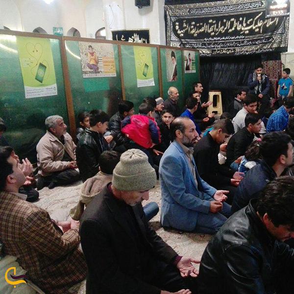 برگزاری مناسبات و مراسمات در امامزاده اسیری بم