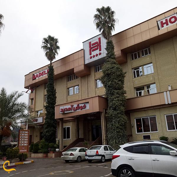 هتل های ساری