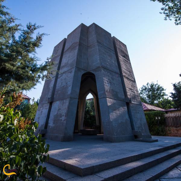 موزه تخصصی ایلخانی در شهر مراغه