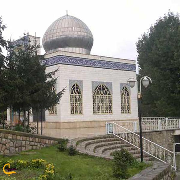 امامزاده سه تن روستای ولات