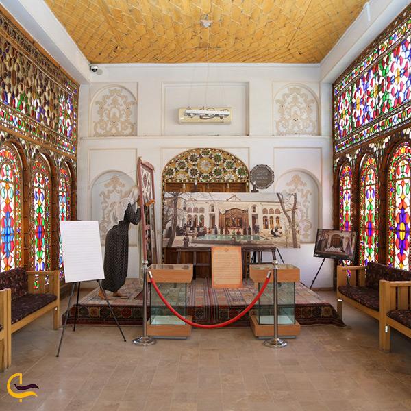داخل خانه مشروطیت اصفهان