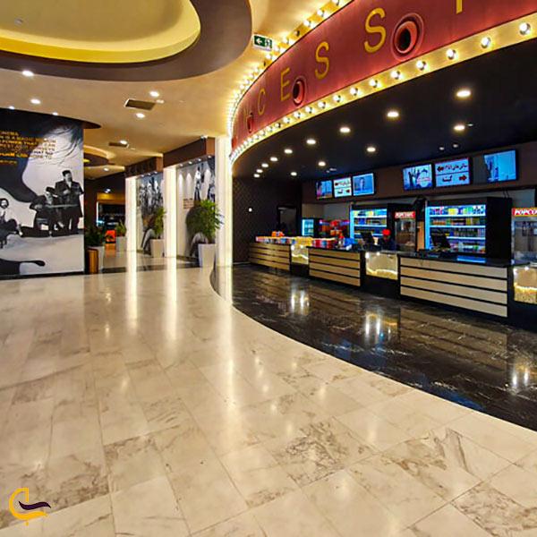 گیشه پردیس سینمایی ایران مال