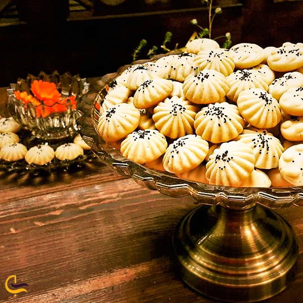 نان برنجی سوغات کرمانشاه
