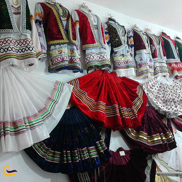 لباس محلی مردم بجنورد