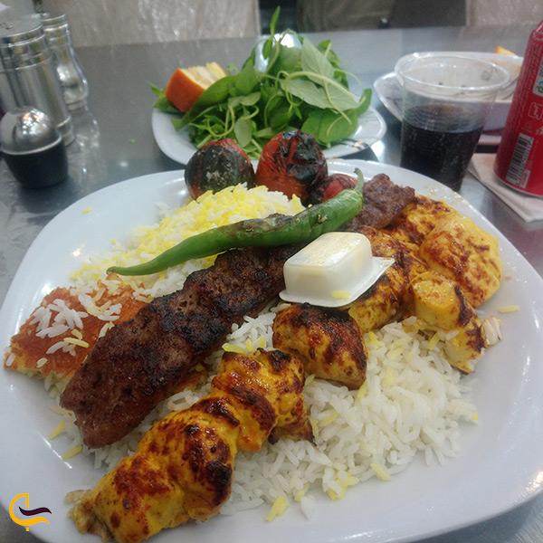 منو رستوران گلپایگانی تهران