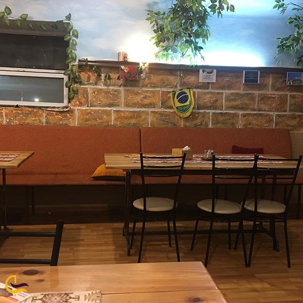 رستوران مر تاقه در ارمنستان