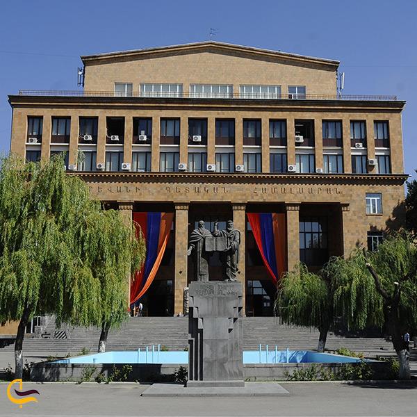 بیمارستان نورک ماراش در ارمنستان