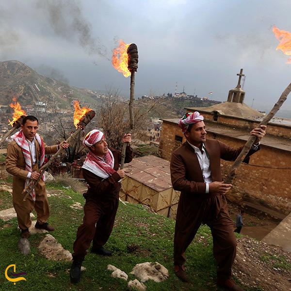 جشن نوروز در تفلیس
