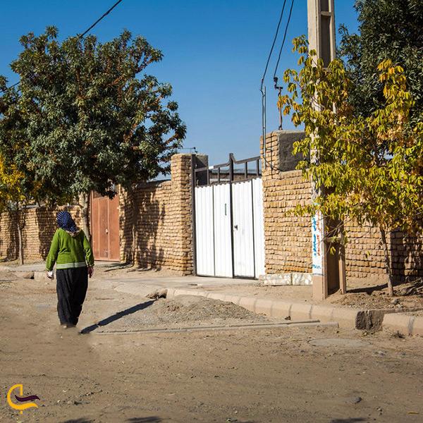 زندگی مردم در روستای زرگری قزوین