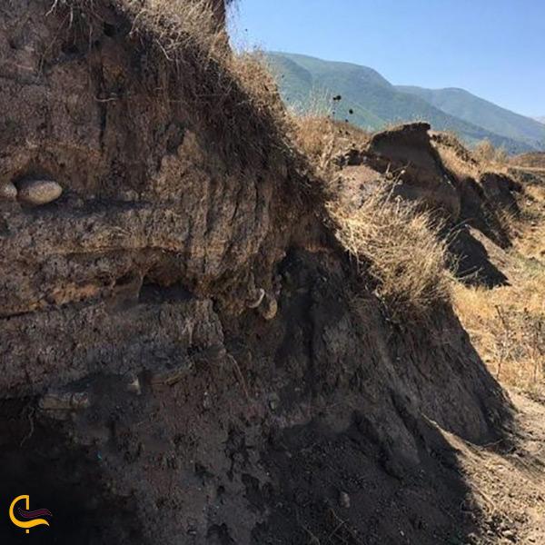 تصویر تپه کلار کلاردشت