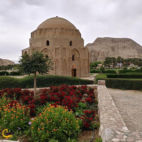 تصویر گنبد جبلیه