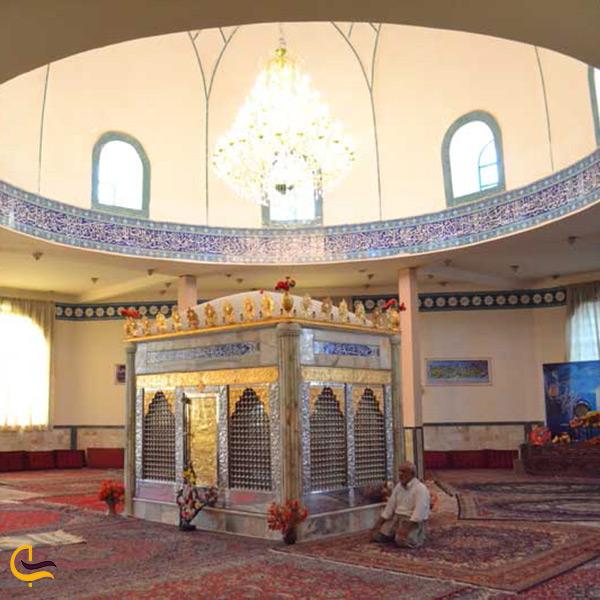 زیارت بارگاه امامزاده پیرمحمد سنندج