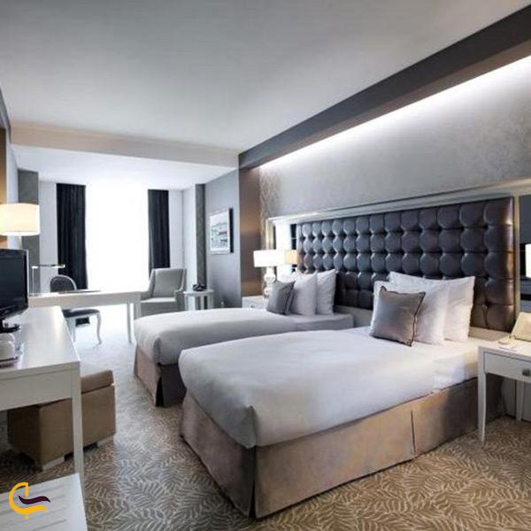اتاق های هتل قفقاز باکو سیتی