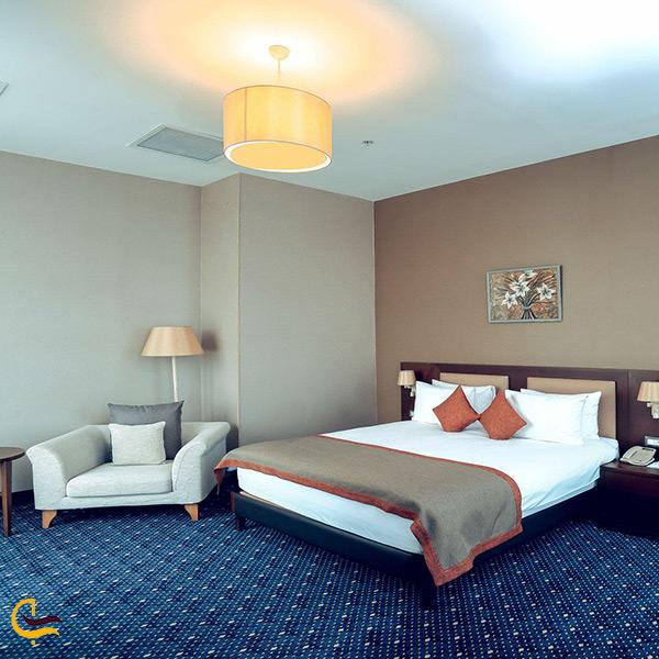 اتاق های هتل استی بریج سوئیتز باکو