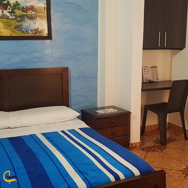 اتاق های هتل کامفورتل ارمنستان
