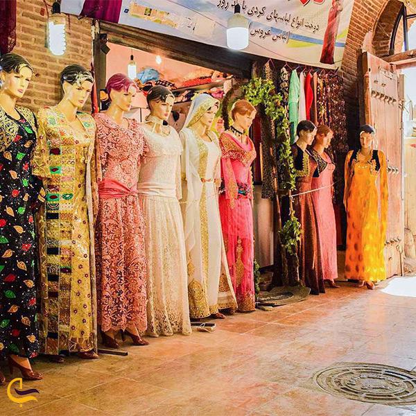 تصویر بازار سنندج