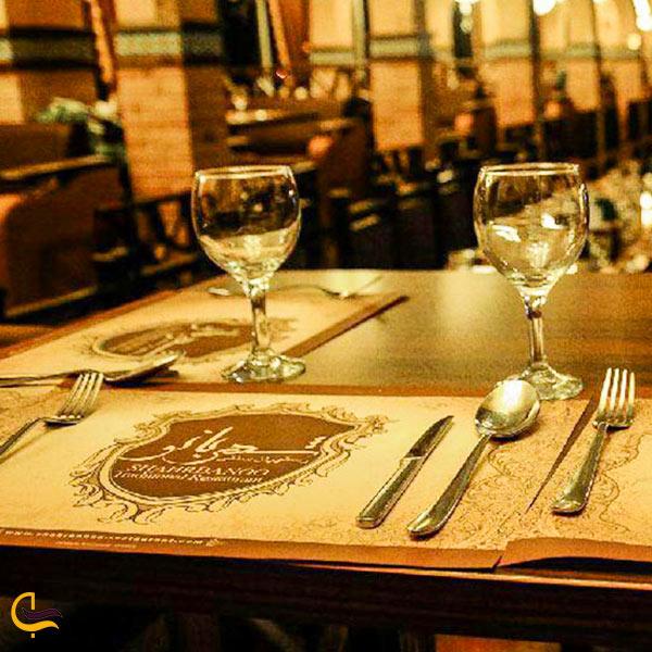 رستوران شهربانو
