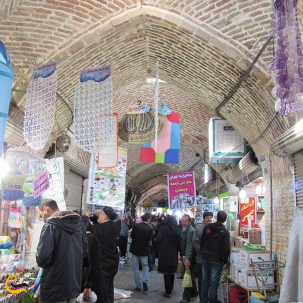 گشت و گذار در بازار شیخ الملوک ملایر