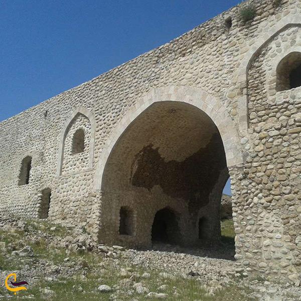 بنای پل خیری و محمد خان در گچساران