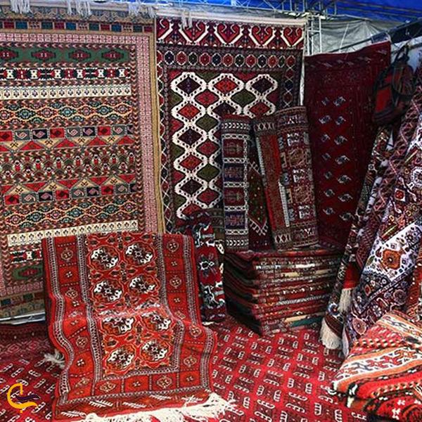 هنر دست مردم خراسان شمالی سوغاتی ارزشمند و یادگاری سفر به بجنورد