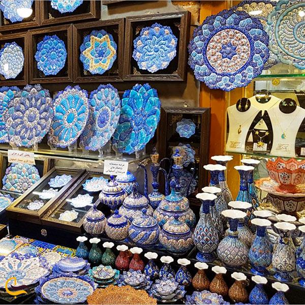 بازارچه سنتی در ایران مال