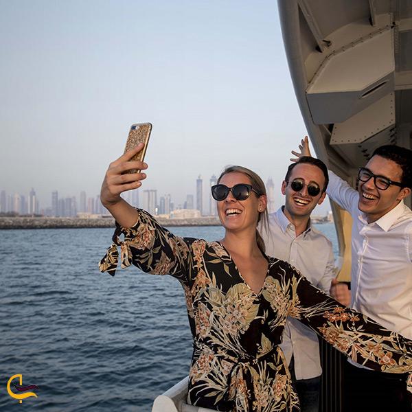 سفر به دبی با کشتی