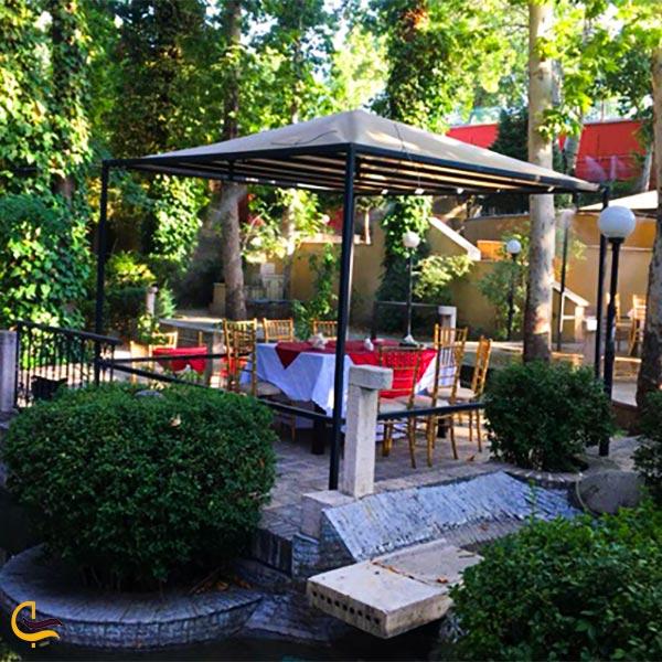 رستوران چای باغ ونک