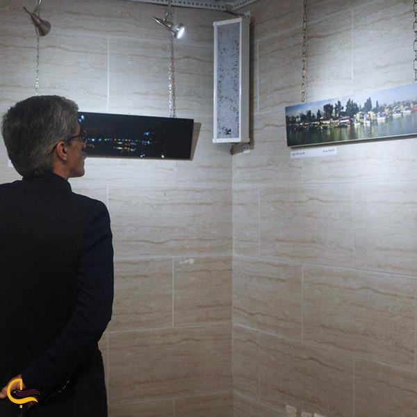بازدید از نگارخانه بهزاد ساروکلا