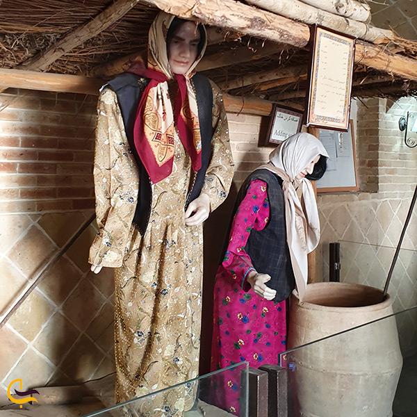 بازدید از موزه ملایر