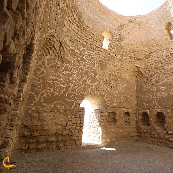 بازدید آتشکده یا معبد اسپاخو بجنورد