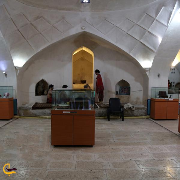 بازدید از موزه مردم شناسی اردبیل