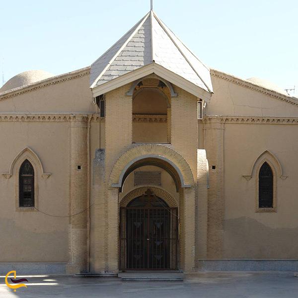 بازدید از کلیسای مسروپ اراک