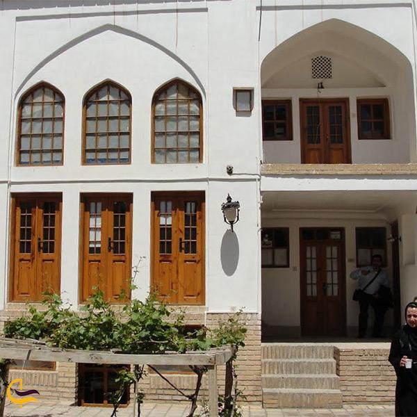 بازدید از خانه های قدیمی سمنان