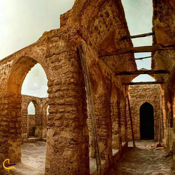 تصویری از شهر حریره کیش