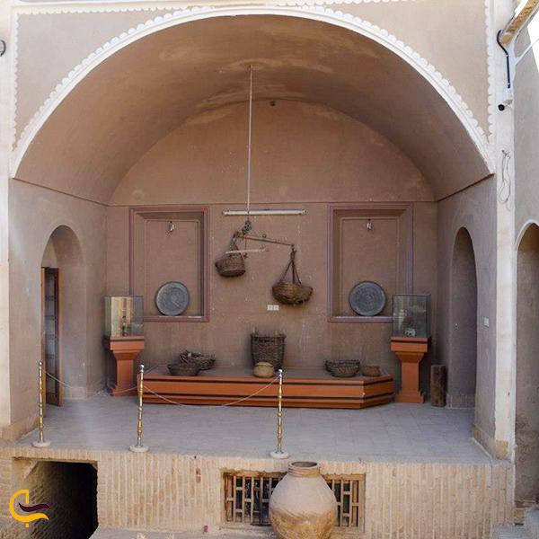 تصویری از خانه وحشی بافقی یزد