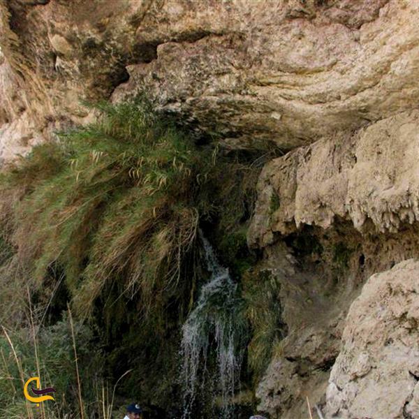 تصویری از چشمه کلات عسلویه