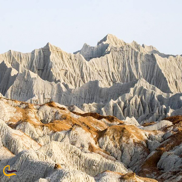 تصویری از کوه مریخی چابهار