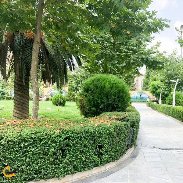 تصویری از پارک آفتاب ساری
