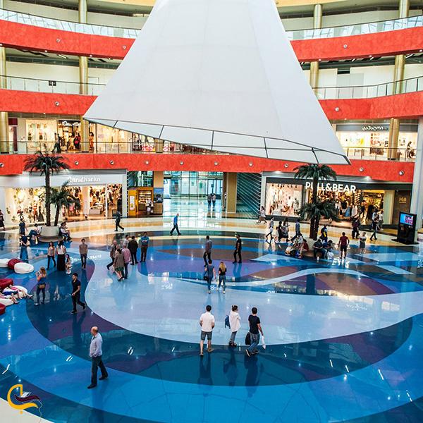 تصویری از مرکز خرید تفلیس